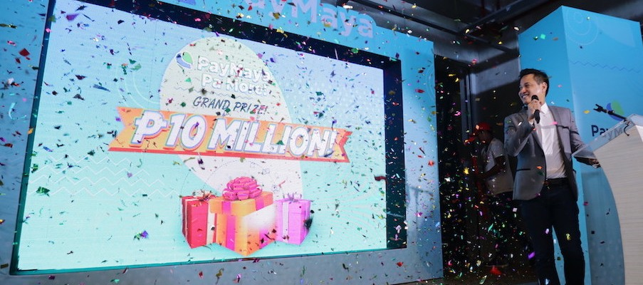 PayMaya levels up holiday 'giveaways' with P10-million