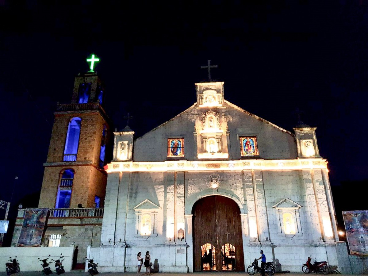 Centuries-old Bantayan parish marks 'digital' milestone
