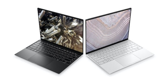 Dell XPS 13 (Black and White)