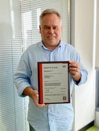 Eugene Kaspersky ISO 27001